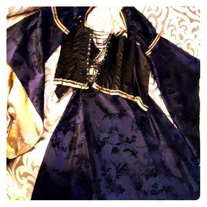 Pirate/witch costume